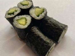 Maki komkommer 6 st