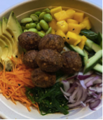 SoHo Bowl Falafel