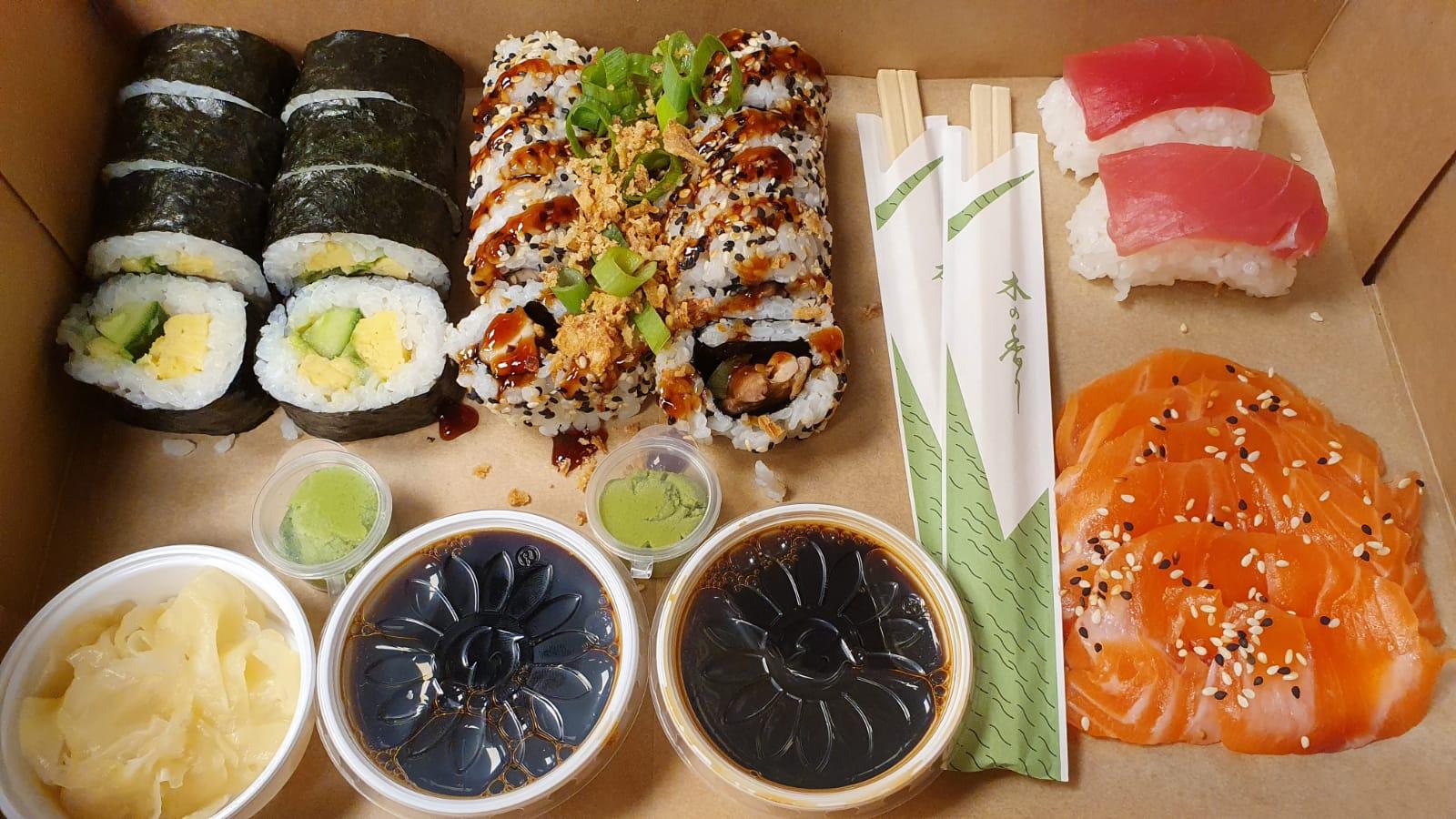 Sushi Menu Combi
